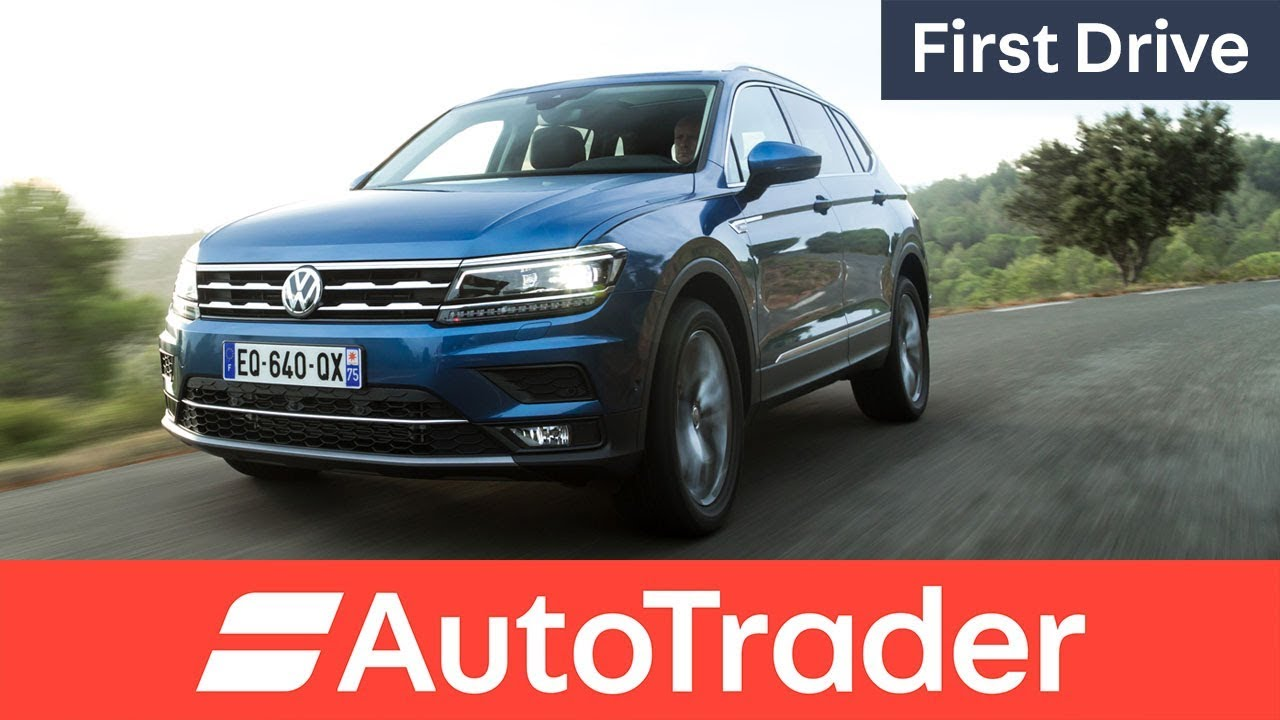 New Used Volkswagen Tiguan Allspace Cars For Sale Auto Trader
