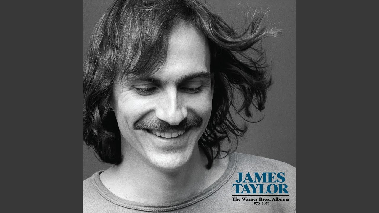 """Shower the People: James Taylor's """"The Warner Bros  Albums"""" Box"""
