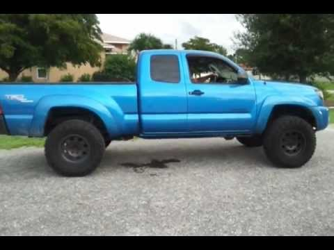 2006 Tacoma 4.0L V6 with Aero Turbine 2525 exhaust