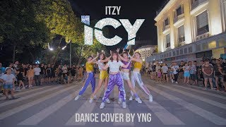 "[KPOP IN PUBLIC] ITZY ""ICY"" DANCE COVER BY YNG"