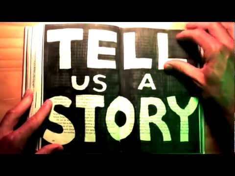 "Your Future Lovers ---- ""Tell Us A Story"" Lyric Video"