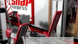 Snap Fitness Model - 2400 Sq.ft
