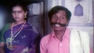 Silk Smitha cheats on her husband   Neram Nalla Neram Movie   Tamil Movie Scenes   SGV Movies