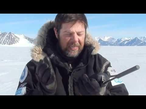 South Pole Expedition - Mark's Top 10 items of kit.