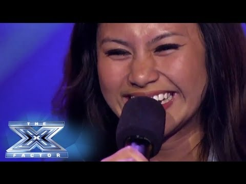 Meet The Final 12: Ellona Santiago - THE X FACTOR USA