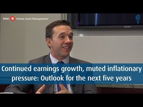 Continued earnings growth, muted inflationary pressure: Outlook for the next five years