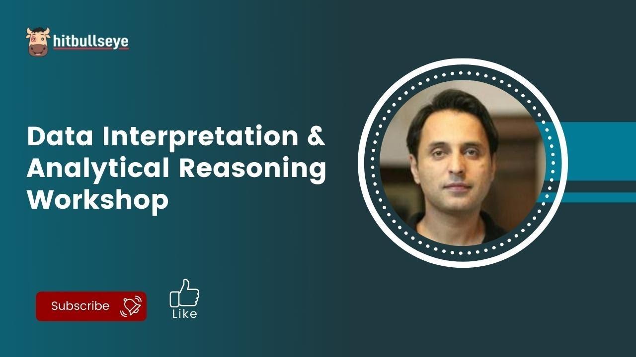 Data interpretation analytical reasoning workshop youtube data interpretation analytical reasoning workshop ccuart Choice Image