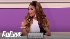 All-Stars 2 Snatch Game  w/ Ariana Grande, Nancy Grace, & More! | RuVault