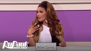 All-Stars 2 Snatch Game  w/ Ariana Grande, Nancy Grace, & More! | RuVault