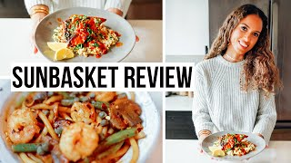 Sun Basket HONEST Review 2020 And Cooking Demo -  S It Worth The Money