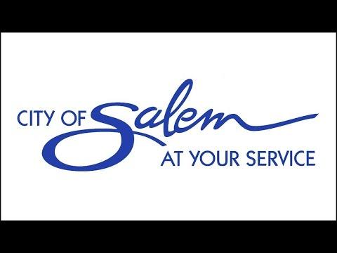 Salem City Council Meeting - July 25, 2016