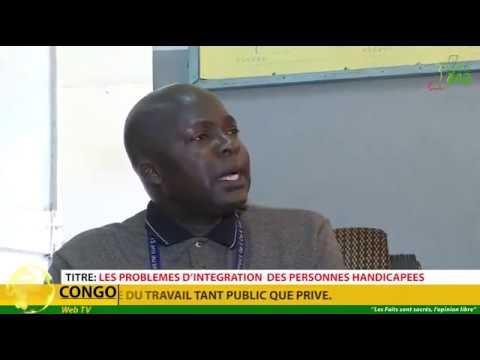 VÉRITÉ 242: Brazzaville, problèmes d'intégration des personnes handicapées