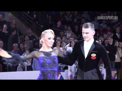 Жарков Дмитрий - Куликова Ольга, Quickstep | 2019 Чемпионат ФТСАРР Профессионалы Стандарт