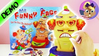 MR FUNNY FACE Game | Can you Beat the Time?