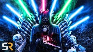 The Secret Star Wars Trilogy That Disney Rejected