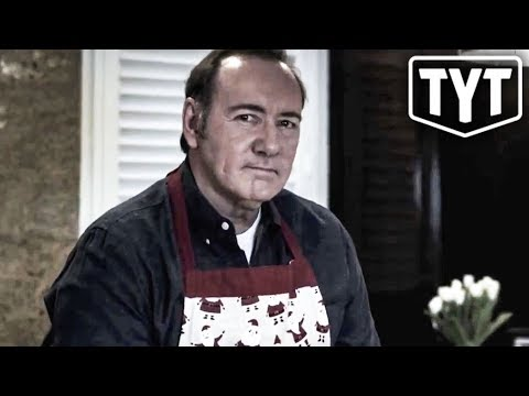 The Story Behind Kevin Spacey's Creepy Video