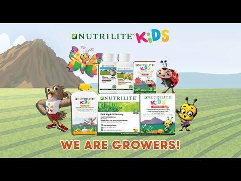 Nutrilite Kids - We Are Growers!