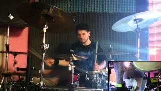 "Federico Leone (Subhuman) - ""Profondo Rozzo"" drum"