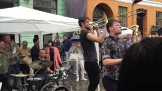 Lucky Chops, Simple Raw Reception, Copenhagen