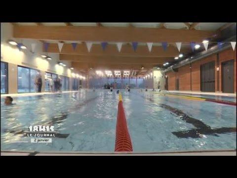 Coulaines la piscine rouverte apr s 16 mois de travaux for Piscine de coulaines