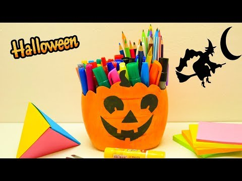 DIY Halloween Craft Ideas  Pumpkin Craft Ideas For Halloween