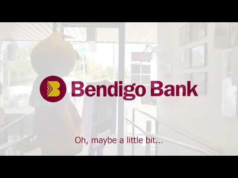 Bendigo Bank - No Funny Business!