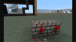 Jak zrobić redstone clock - Minecraft Thumbnail