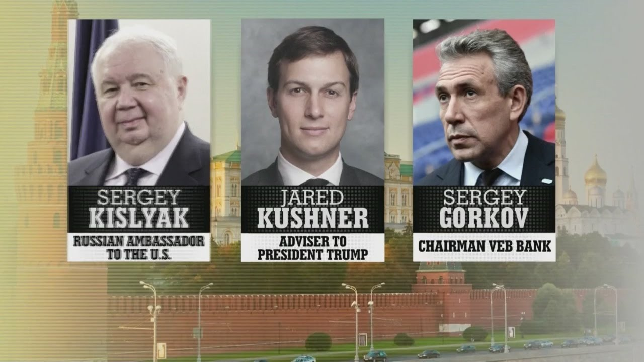 Image result for sergei gorkov jared kushner