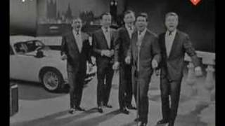 The  Dallas Boys 1963 on dutch television