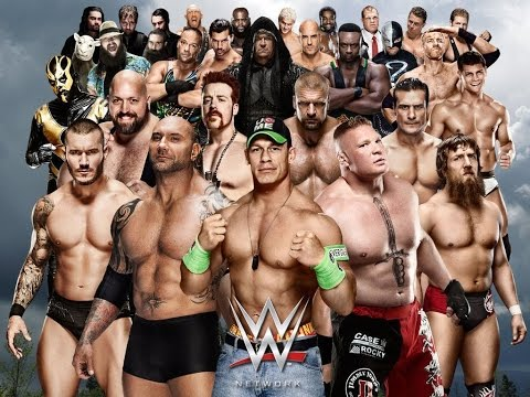 My Top 80 - WWE Theme Songs