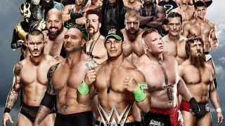 Repeat youtube video My Top 80 - WWE Theme Songs
