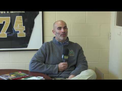 The Honor Group: Head Coach Augie Hoffman - St. Joseph Regional Talks about a friend