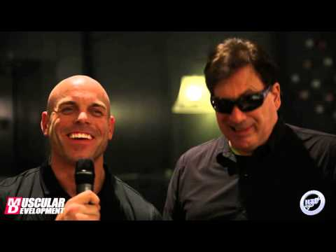Frank Dux Interview - The Real-Life Bloodsport | Arnold Classic 2016