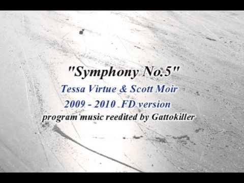 Tessa Virtue & Scott Moir [2009-2010 FD]