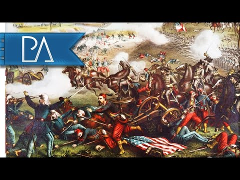 1st Battle of Bull Run: Commanding the Union - Ultimate General: Civil War Gameplay