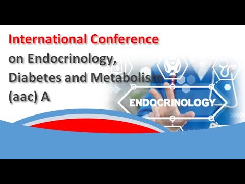 International Conference on Endocrinology, Diabetes and Metabolism (aac) A