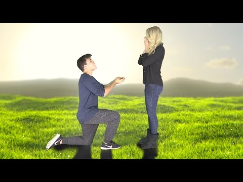 DO YOU WANT TO MARRY ME? (Q&A)