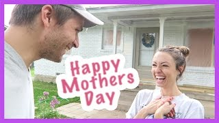 Selfless Mother's Day Gift To Wife! | Sam & Nia