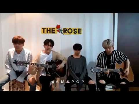 더 로즈 The Rose - Breakeven (The Script Acoustic Cover)