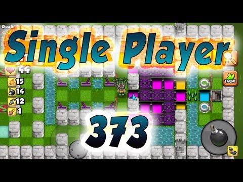 Bomber Friends - Single Player Level 373 ✔️