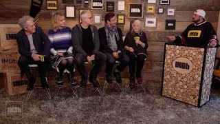'Marjorie Prime' Goes From Stage to Screen | IMDb EXCLUSIVE
