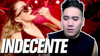 Baixar Anitta - Indecente (Official Music Video) REACTION!!!