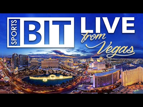 LIVE from Las Vegas! Sports BIT | Sports Center for ...