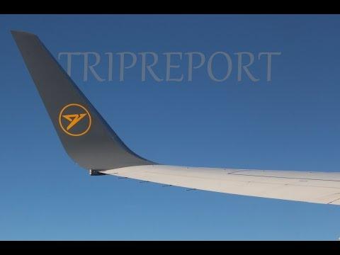 TRIPREPORT | Condor Flugdienst (Economy) | Lanzarote - Frankfurt | B757-300
