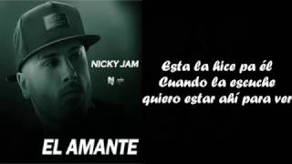 El Amante - Nicky Jam Version Balada      _ Johann Vera