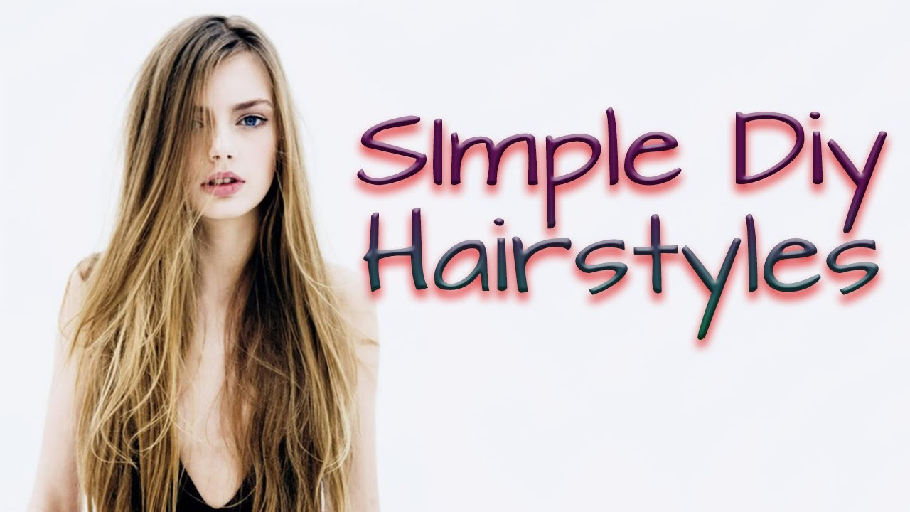 Best Hairstyles For Long Hair | Quick and Easy Hairstyles ...