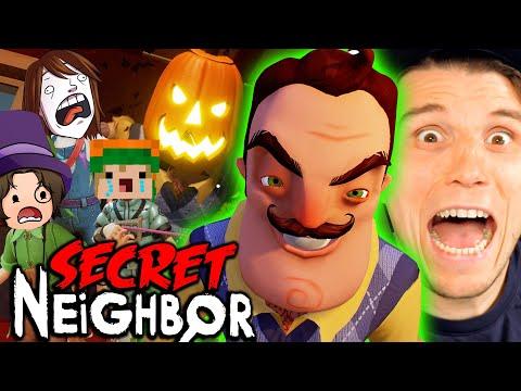 Der NACHBAR ist zurück! ✪ Secret Neighbor (Hello Neighbor MULTIPLAYER)
