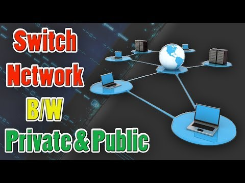 How to change network from Public to Private in Windows 10 | 4 methods demonstrated