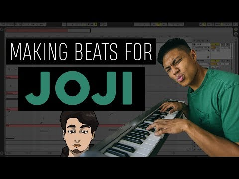 "Making a beat INSPIRED by ""Will He"" by Joji"
