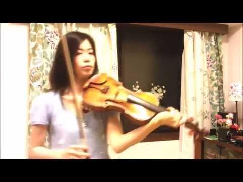 ザイツバイオリン協奏曲5番【ゆっくりしたテンポで】seitz slow tempo